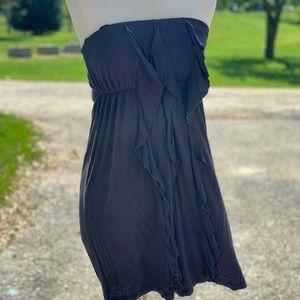 Daytrip Ruffle Front Dress